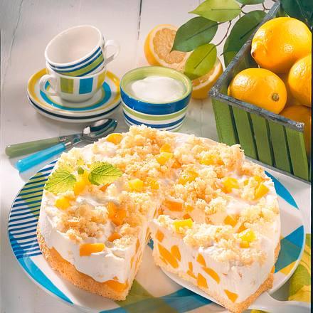 Aprikosen-Zitronentorte Rezept