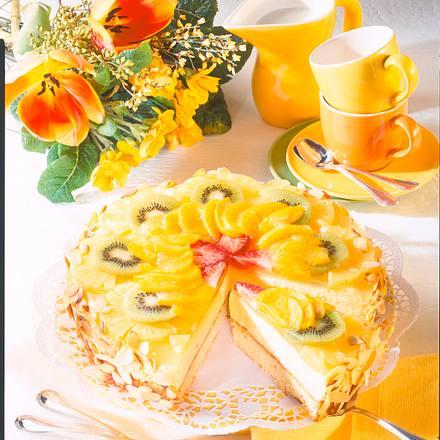 Aranka-Sekt-Torte Rezept