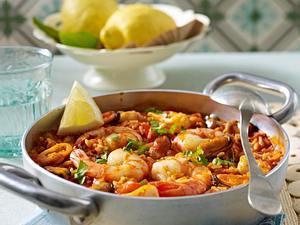 Arroz de Marisco (Portugiesischer Meeresfrüchtereis) Rezept