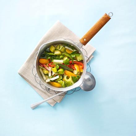 Asia-Kohlsuppe Rezept