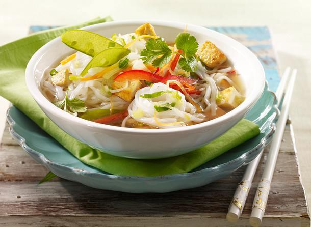Asiatische Frühlingssuppe Rezept