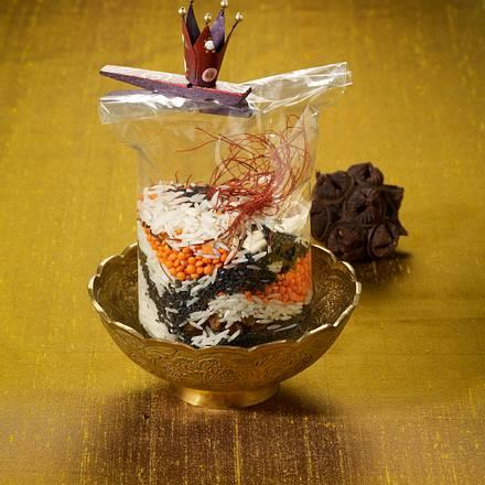 Asiatische Reis-Mischung Rezept