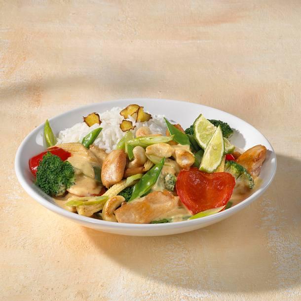 Asiatische Wokpfanne Rezept