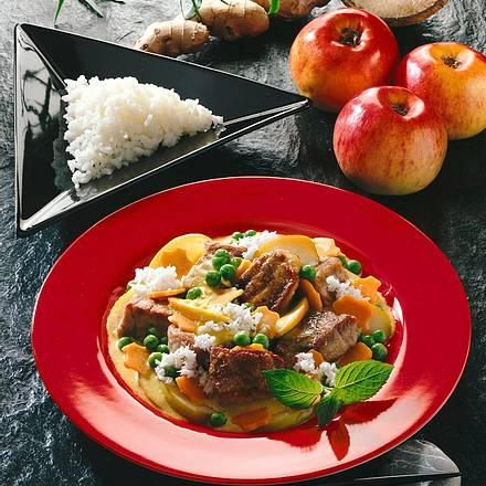 Asiatischer Apfeltopf Rezept