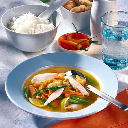 Asiatischer Eintopf Rezept