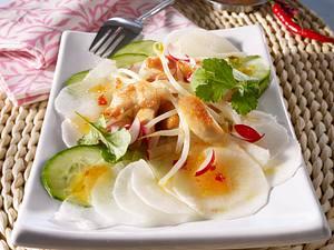 Asiatischer Rettichsalat Rezept