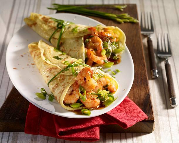 Asiatisches Omelett Rezept