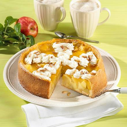 Asti-Apfel-Kuchen Rezept