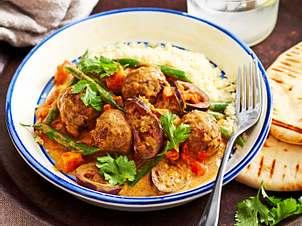 Auberginen-Curry zum Wegträumen Rezept