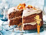 """""""Auf uns Zwei""""-Torte mit süßer Karotte und scharfem Ingwer Rezept"""