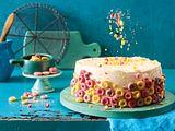 Aufgeweckte Kringel-Torte Rezept