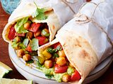 Avocado-After-Work-Wrap Rezept