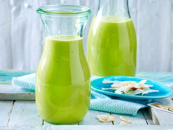 Avocado-Kokosnuss-Smoothie Rezept