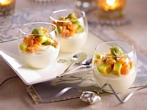 Avocado-Lachs-Vorspeise Rezept