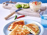 Avocado Quesadillas Rezept