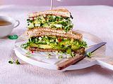 Avocado-Sandwich Rezept