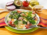 Avocado-Thunfisch-Salat mit Feldsalat Rezept