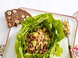 Avocadokrabben im Kopfsalat Rezept