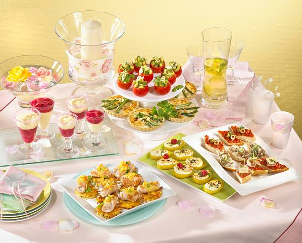 Baguette mit Matjes-Tatar und Tomaten-Relish Rezept