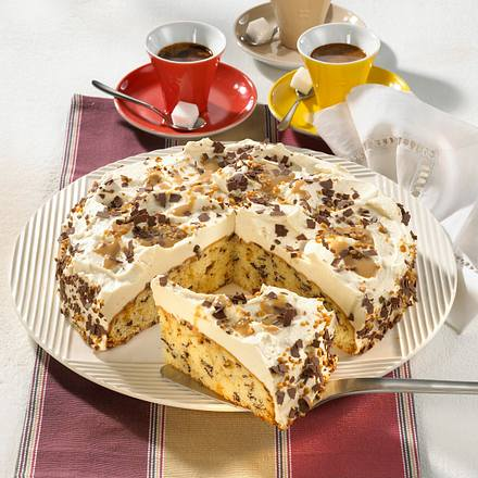 Baileys Krokant Kuchen Rezept Lecker