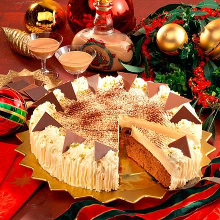 Baileys-Schokoladen-Torte Rezept