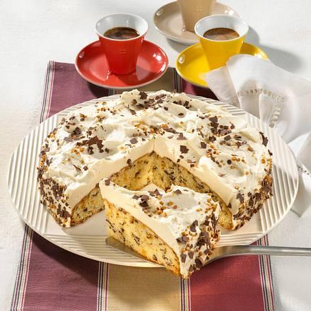 Baileys-Torte mit Krokant Rezept