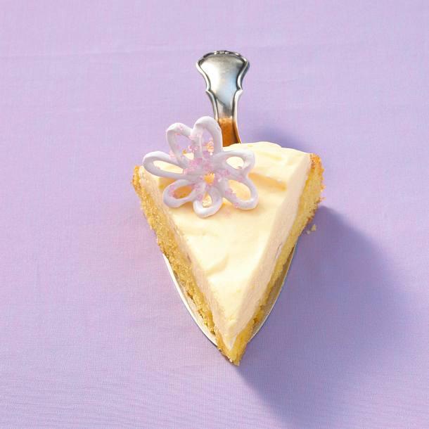 Baiserkuchen mit Zitronencreme Rezept