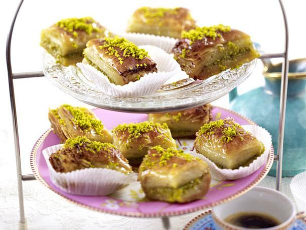 Baklava für den Sultan Rezept