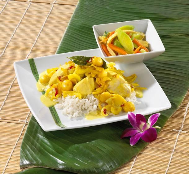 Balinesisches Kokoshähnchen Rezept