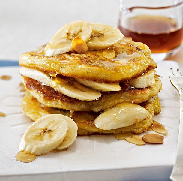 Banana Pancakes Rezept