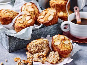 "Bananabread-Muffins ""Sweet Magic"" Rezept"