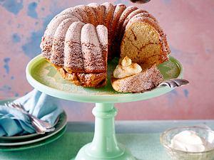 Bananen-Brot mit Zimt-Swirl Rezept