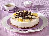 Bananen-Cheese-Cake mit Mikado Rezept