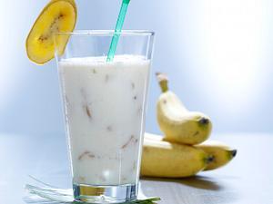 Bananen-Lassi Rezept