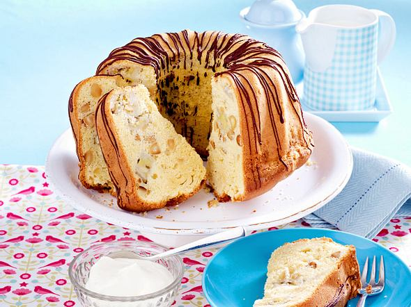 Bananen-Mandel-Kuchen Rezept