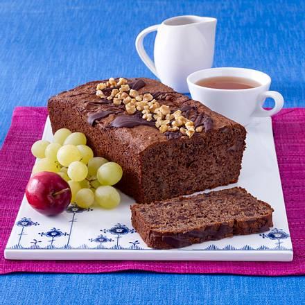 Bananen-Schokoladen-Brot Rezept