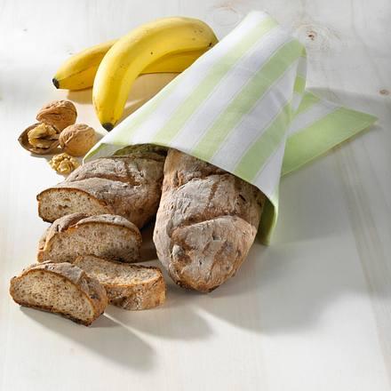 Bananenbaguette mit Walnüssen Rezept