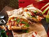 Bánh mì mit Streetfood-Mayo Rezept