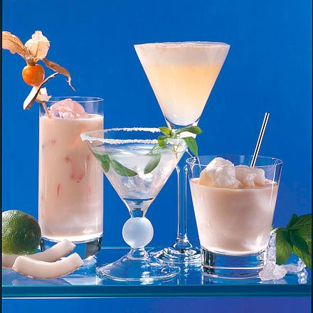 Barbados Swizzle Rezept
