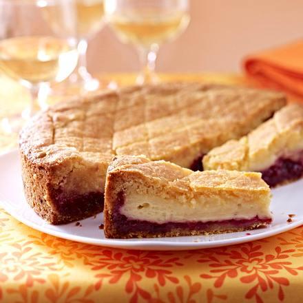 Baskischer Kuchen Rezept