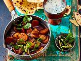Bateta Nu Shaak Kartoffel-Curry mit Tamarinde Rezept