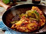 Bauernfrühstück Klassiker mit Speck Rezept