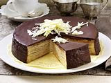 Baumkuchen-Torte Rezept