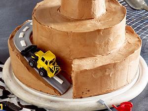 Baustellen-Torte Rezept