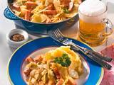 Bayerische Krautpfanne Rezept