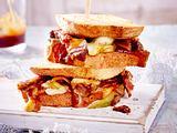 BBQ-Steak-Sandwich Rezept