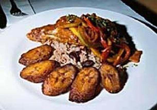 Beans and Plantain aus Ghana (Janna) Rezept