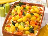 Béchamel-Kartoffel-Auflauf Rezept
