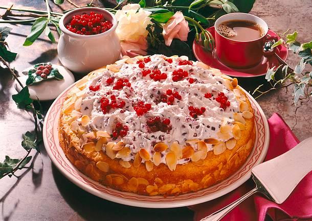 Becherkuchen mit Preiselbeersahne (Flinke Deern) Rezept