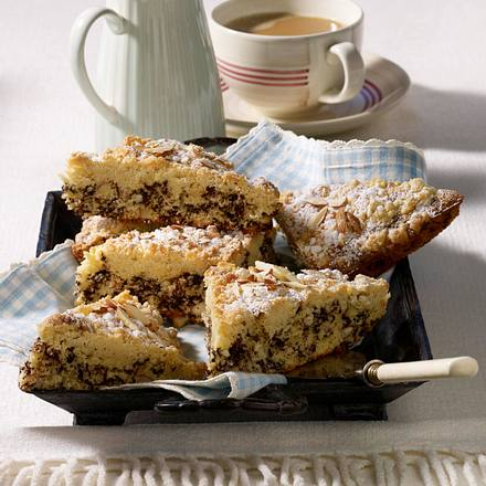 Becherkuchen mit Streusel Rezept